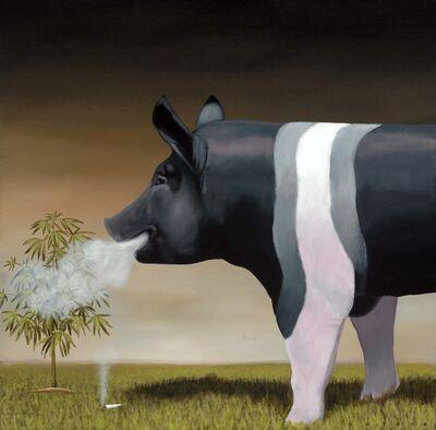 Robert Deyber, 'High on the Hog', 2009