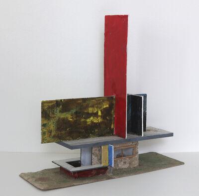 Tamás Kaszás, 'Herbert Bayer´s Kiosk # 1', 2014