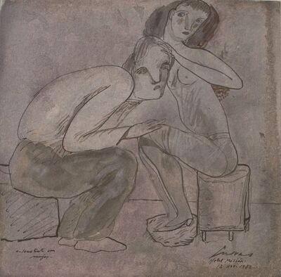 Jose Luis Cuevas, 'Motel El Silêncio', 1982
