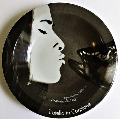 John Baldessari, 'Trotella in Carpione - Locanda Del Lago - Santa Monica, CA', 2000