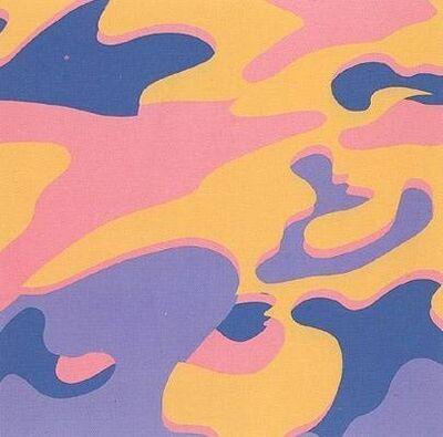 Andy Warhol, 'Camouflage II.410', 1987