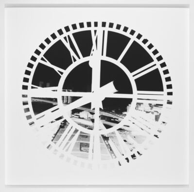 Vera Lutter, 'Clock Tower, Brooklyn', 2009
