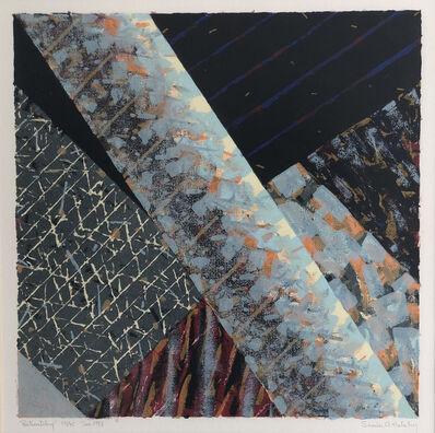 Samia Halaby, 'Untitled', 1981