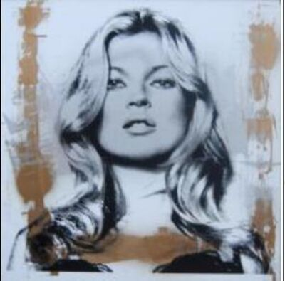 Mr. Brainwash, 'Kate Moss', 2014