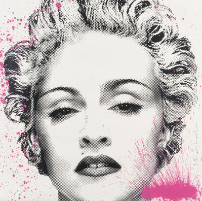Mr. Brainwash, 'Happy B-Day Madonna', 2015