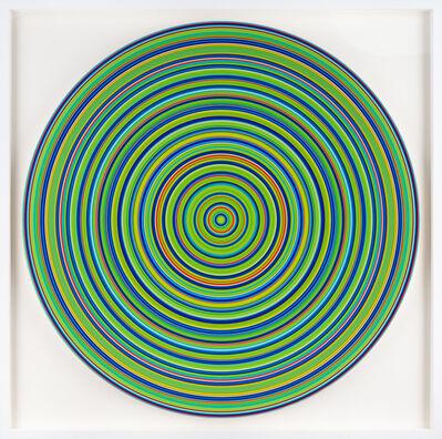 Tom Bolles, 'Green Op Target'