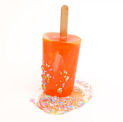 Betsy Enzensberger, 'Orange Creamsicle with Sprinkles', 2019
