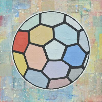 Donald Baechler, 'Ball', 2009