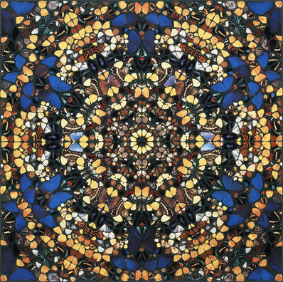 Damien Hirst, 'St. Paul's (From Cathedral Series)', 2007
