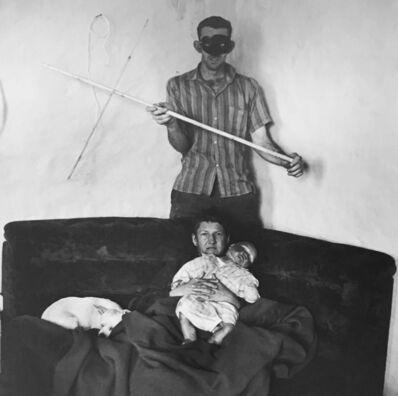 Roger Ballen, 'Living Room Scene', 1999