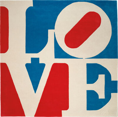 Robert Indiana, 'Chosen Love', 1995