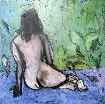 Marcie Wolf-Hubbard, 'Fluid'