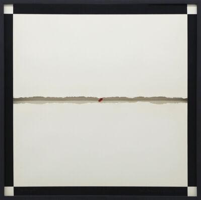 """Anna Maria Maiolino, '""""No Horizonte""""', 1975"""
