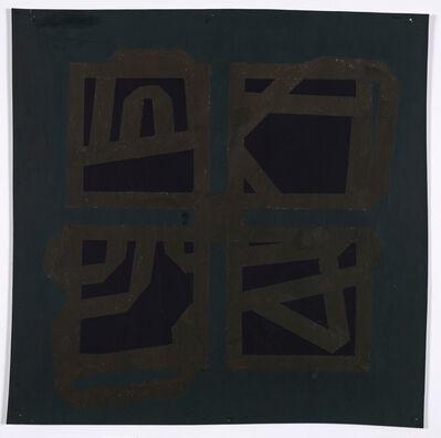 Robyn Denny, '4 (2)', 1963