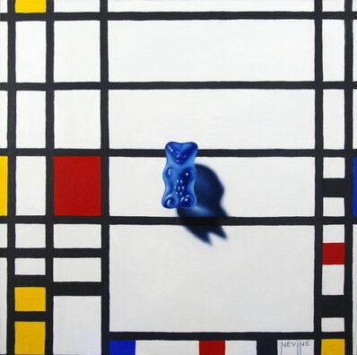 Patrick Nevins, 'Trafalgar Bear', 2021