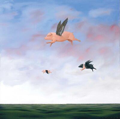 Robert Deyber, 'When Pigs Fly', 2007