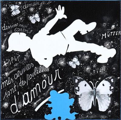 Christian Silvain, 'POUBELLES D'AMOUR', 2015