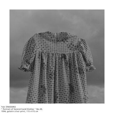 Yuki Onodera, 'Portrait of Second-hand Clothes NO.20', 1994