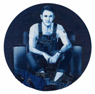 Ian Berry, 'Ian Berry - Self Portrait', 2017