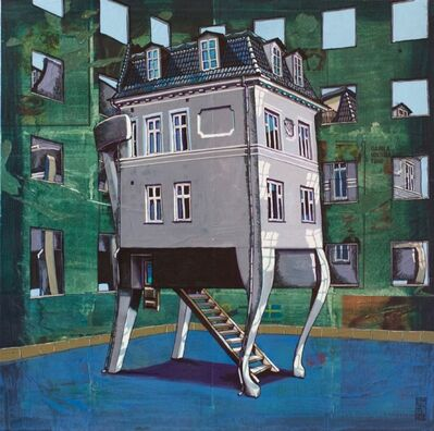 Alexei Svetlov, 'Stol-huset', 2018
