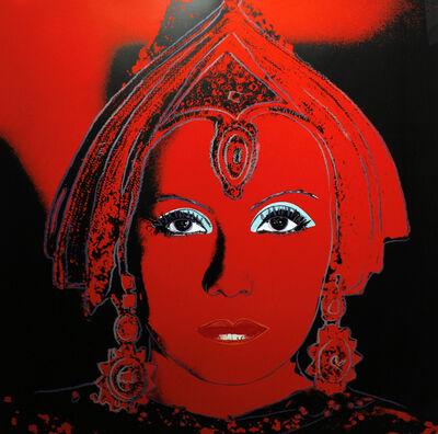 Andy Warhol, 'The Star (FS II.258)', 1981