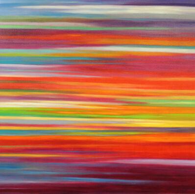 Mary Johnston, 'Sunset Striations', 2018