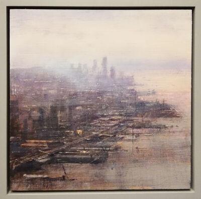ALEJANDRO QUINCOCES, 'Tarde en rosa en NY', 2019