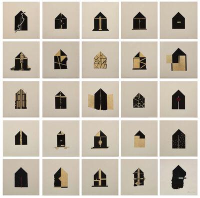 Zarina Hashmi, 'Folding House', 2013