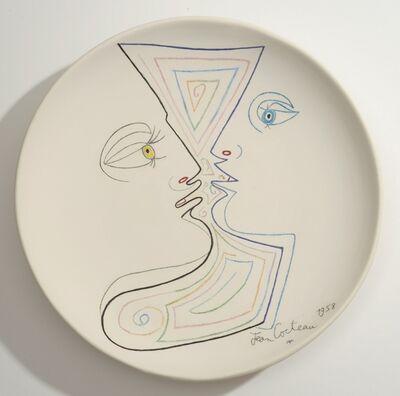 Jean Cocteau, 'Le Désir. Desire.', 1958