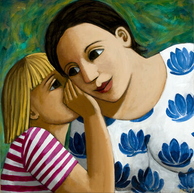 Anita Klein PPRE, 'Betty Whispering ', 2019