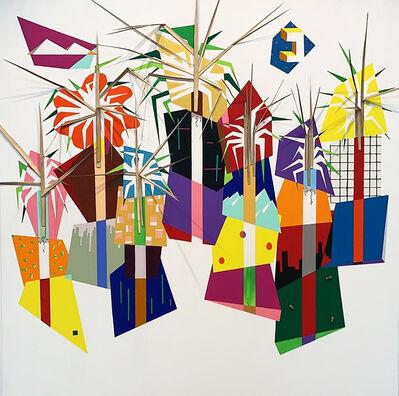 Mubarak Al Thani, 'Palm 3', 2020