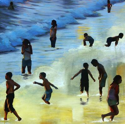 Kay Bradner, 'Watching Sunset', 2013