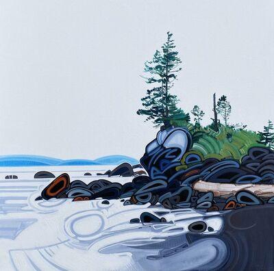 Sandra Harris, 'Nootka Island', 2021