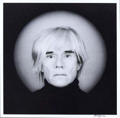 Robert Mapplethorpe, 'Andy Warhol', 1992