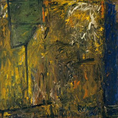 Milton Resnick, 'RUNAWAY', 1958