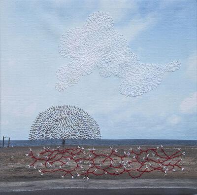 Joana Choumali, 'Ca Va Aller 7', 2017