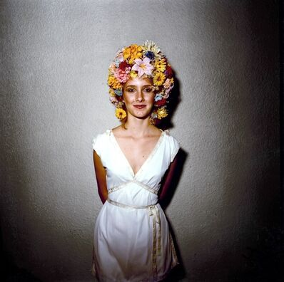 Andy Sweet, 'Flower Girl'