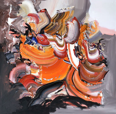 Palla Jeroff, 'Lilium Blossom II', ca. 2019