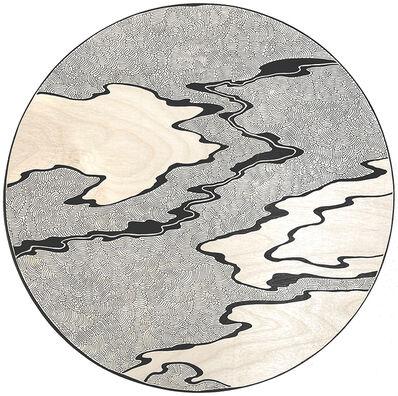 Leslie Stoner, 'Ripple.Cove', 2020