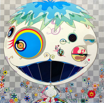 Takashi Murakami, 'Jelly fish', 2003