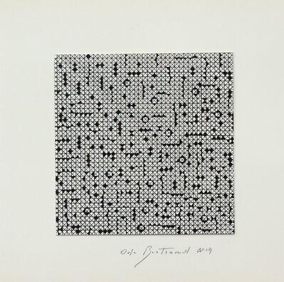 Ode Bertrand, 'Miniature', 2019
