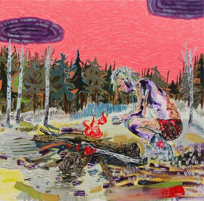 Melanie Daniel, 'Whoa Cowboy Pinky', 2015