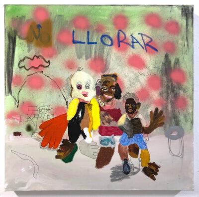 John Rivas, 'No Llorar', 2019
