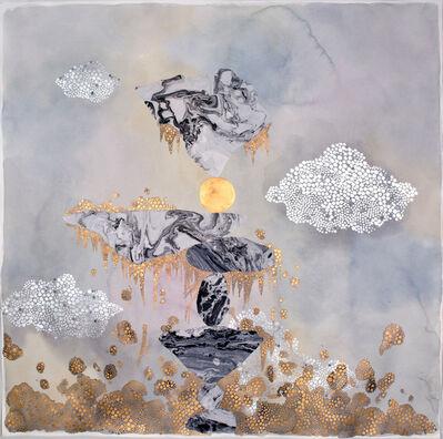 """Crystal Liu, 'a balancing act, """"level""""', 2016"""