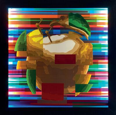 Zino, 'Golden apple', 2020