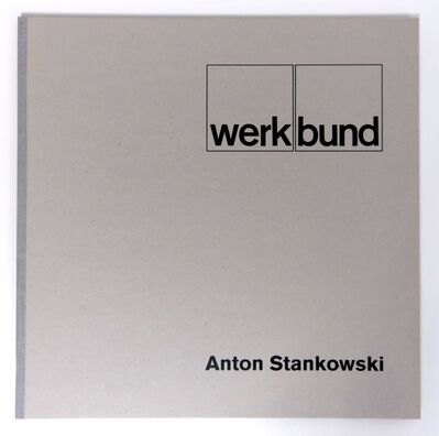 Anton Stankowski, 'werkbund (artist's portfolio)', 1958-1993