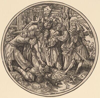 Jacob Cornelisz van Oostsanen, 'The Kiss of Judas', 1512