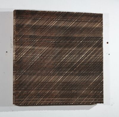 Mathias Hornung, 'Tartan', 2017