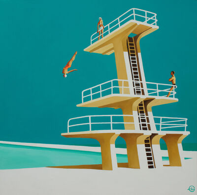 Emilie Arnoux, 'Up There', 2020