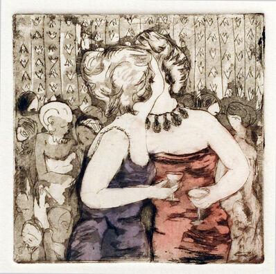 Pauline de Roussy de Sales, 'The Kiss', 2014